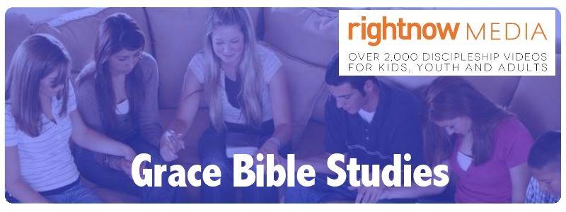 Grace Groups 2014 - Bible Studies