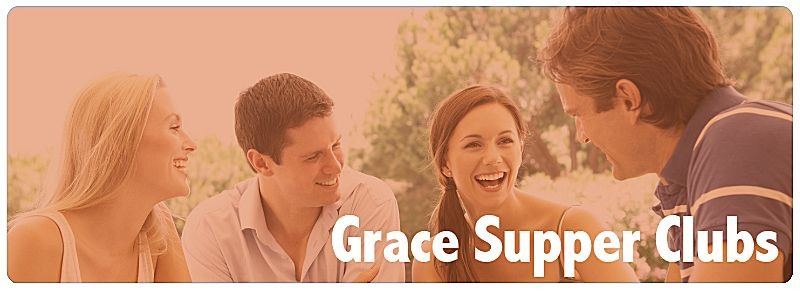 Grace Groups 2014 - Supper Clubs